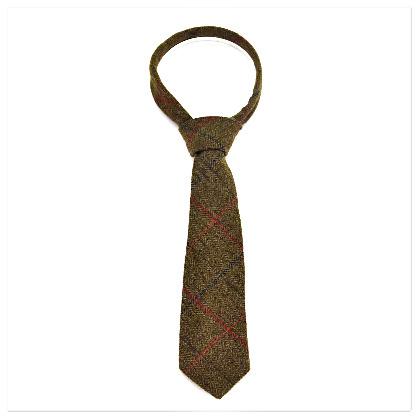 Tweed Tie 11