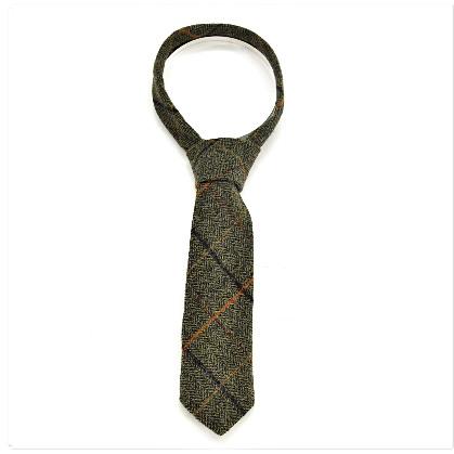 Tweed Tie 12