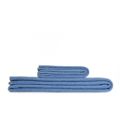 Throw Fleece China Blue