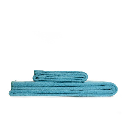 Throw Fleece Turquoise