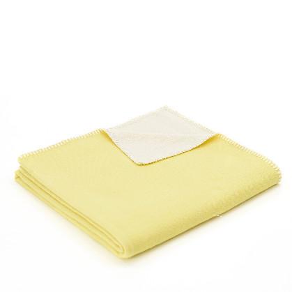 Throw OC Plain Yellow