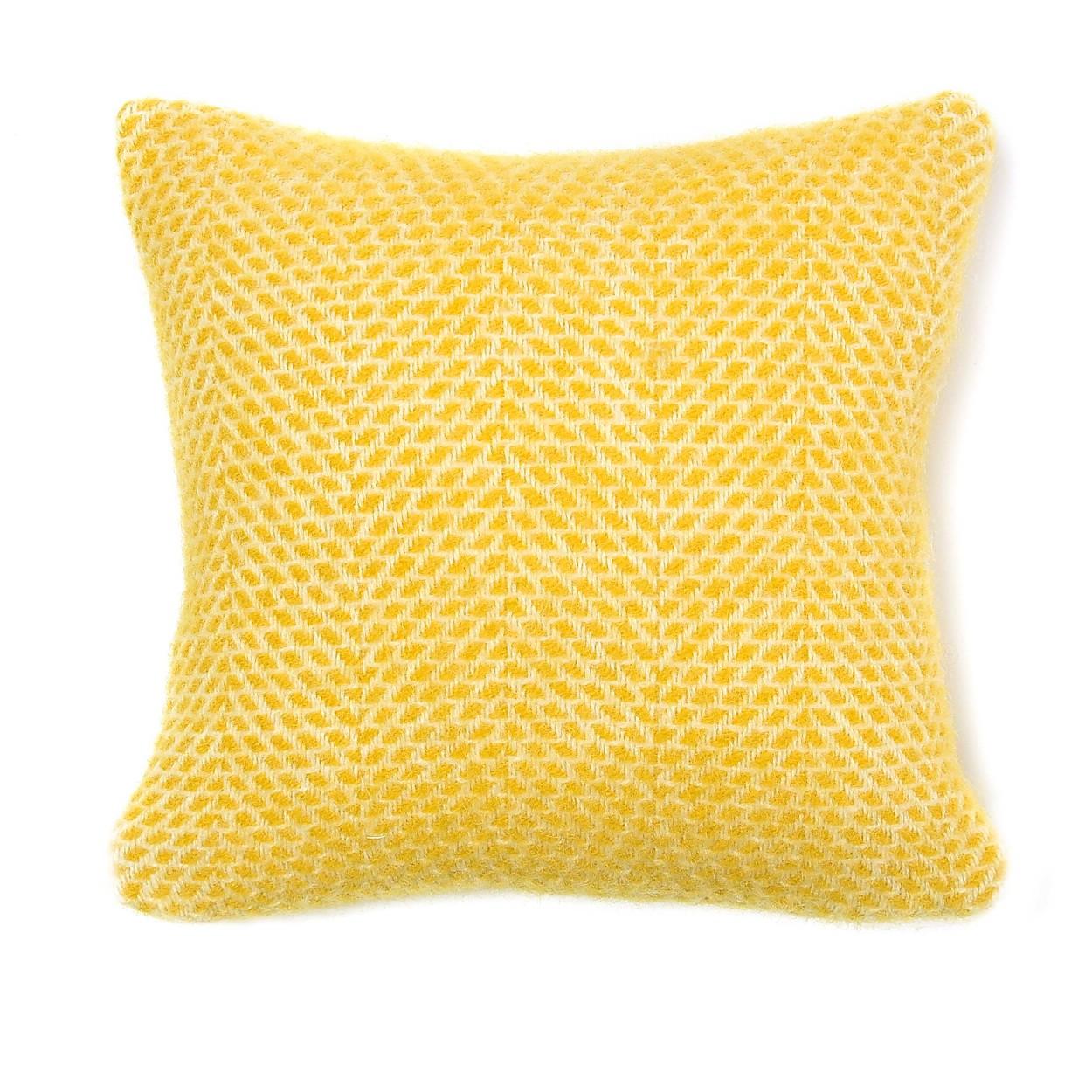 Cushion Beehive Yellow