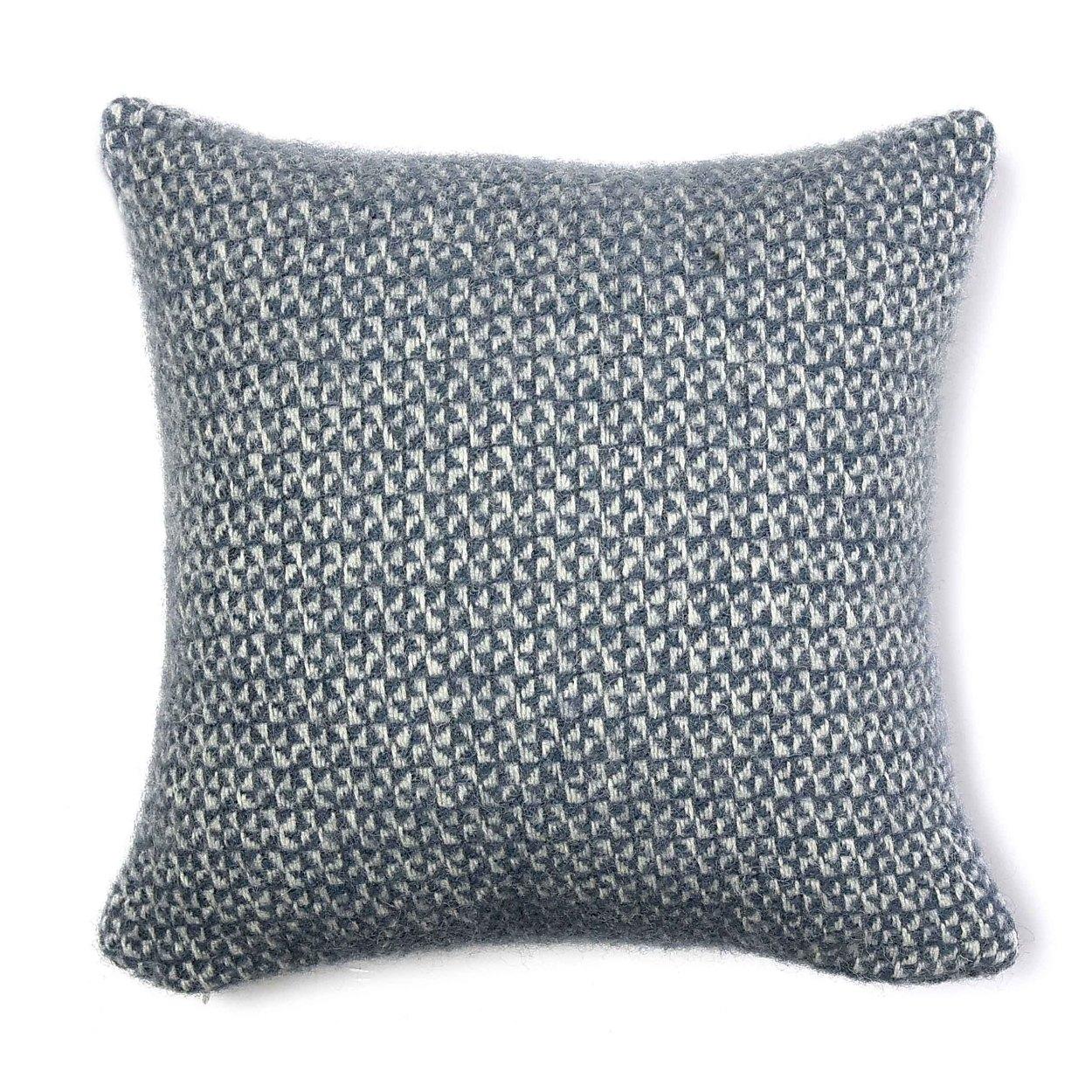 Cushions Illusion Blue Slate
